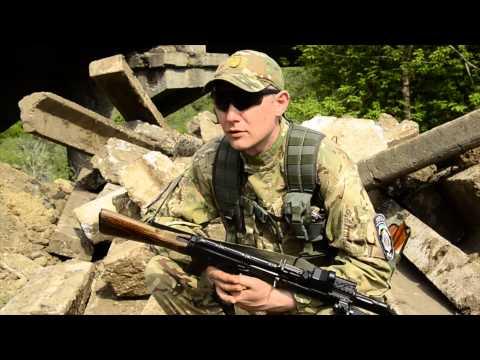 Вогонь запеклих не пече... Батальон Харьков-1