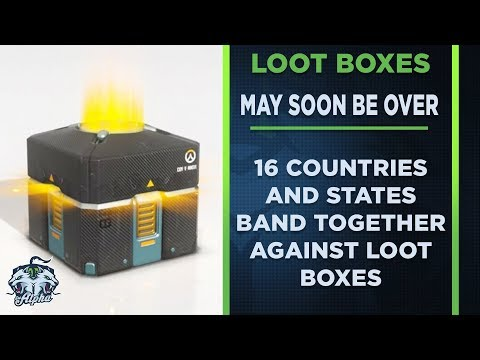 16 Gambling Commissions may crack down on Loot Boxes and online skin gambling