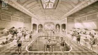 When And Why Did Public Bathhouses Become Popular?