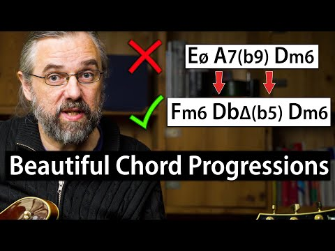 Make Your Minor Chord Progressions More Interesting