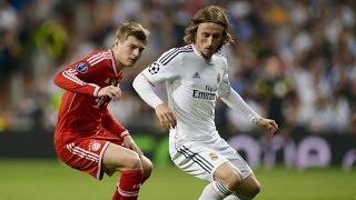 Luka Modric and Toni Kroos ● Legendary Duo ● 2014-2015 ● HD