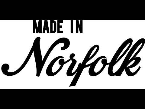 Made In Norfolk Apparel x Amir Driver // High Fashion Commercial // Shot by Shod Harris