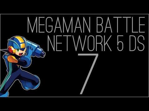 『RSS』Mega Man Battle Network 5: Double Team DS (Part 07)