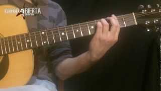 Como tocar - Oh! Darling The Betles - Leccion de guitarra acustica para principiantes