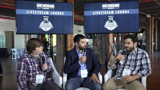 Livestream Lounge Interview with Luis Brignoni, President, W...