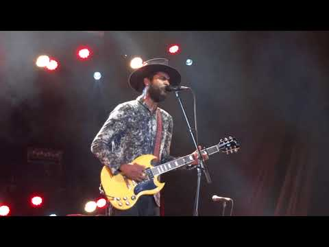 NSJ 2018 Gary Clark Jr  Low Down Rolling