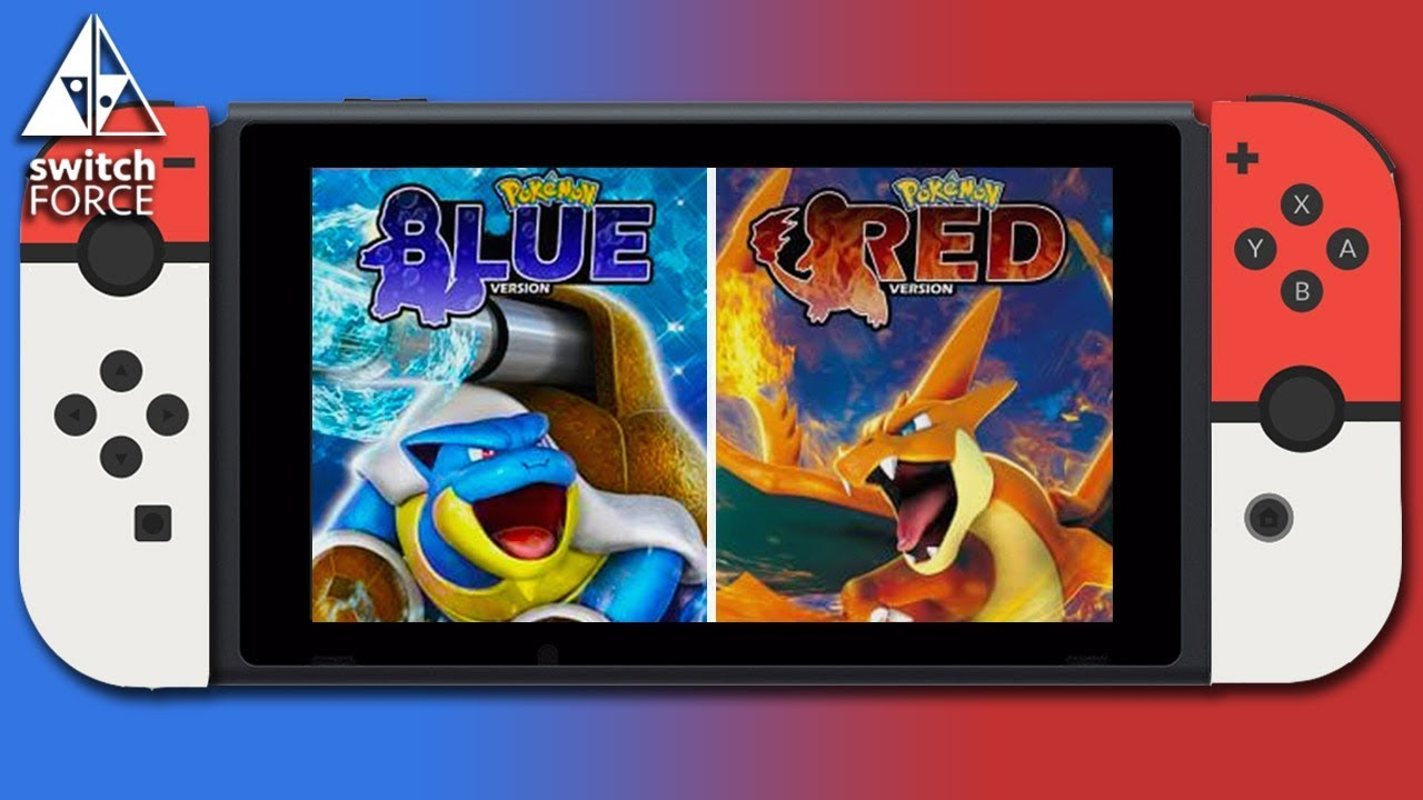 New Pokémon games on Nintendo Switch release date
