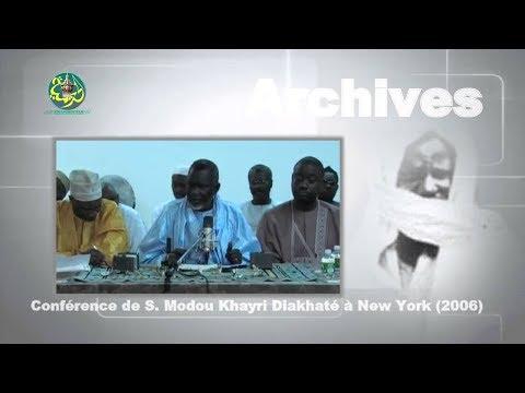 Archive — Waxtaan ci Serigne Touba par S. Modou Khayri Diakhate (New York 2006)