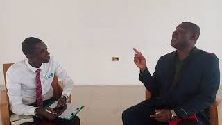 INTERVIEW WITH DR. (H. C) DAN OWUSU ASIAMAH