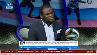 Analysing Nigeria's Group D Fixtures In 2018 FIFA World Cup Pt 3 | Sports Tonight |