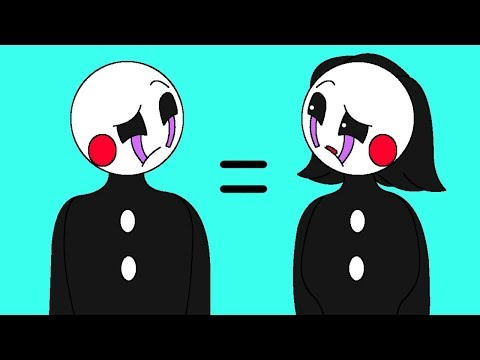 Minecraft fnaf: Is Puppet Master The Marionette (Minecraft Roleplay) thumbnail