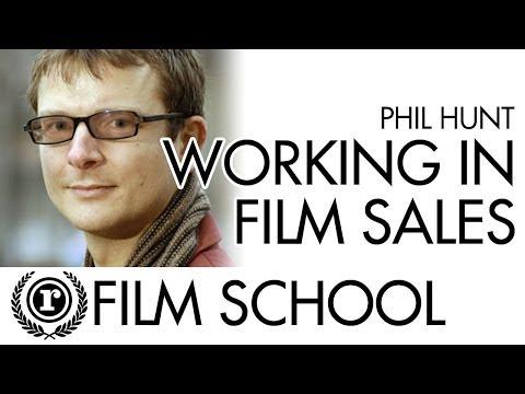 Working in Film Sales | Phil Hunt Interview | Raindance Online Film School