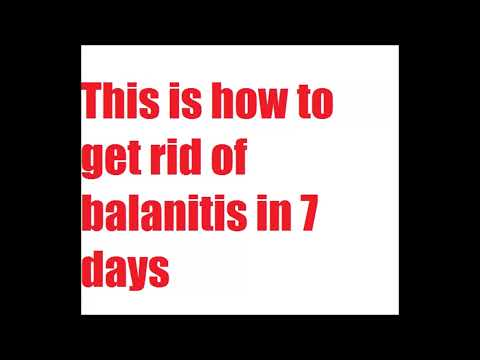 PROVEN Balanitis Home Treatment Cream