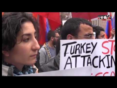 В Армении обеспокоены судьбой армянского населения Сирии