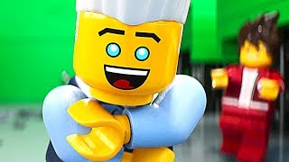 THE LEGO NINJAGO MOVIE  Music Theme  ALL Bloopers  Animation 2017
