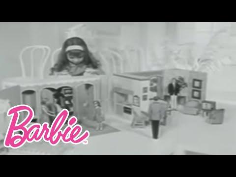 1961 Dream House Commercial | Barbie