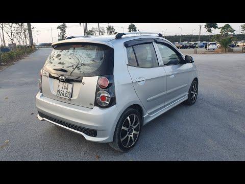 Kia Morning 2011 bản đủ, xe gia đình, không đâm đụng, giá tốt 0964674331