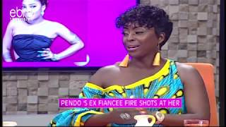 Pendo's EX Fiance Fires Shots At Her