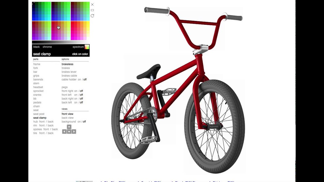 Make Your Own Bmx Bike And Buy It