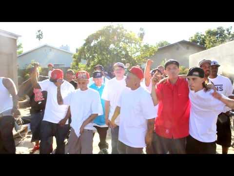 Alphie Blood - Im A Ridge Nigga Remix Official Music Video