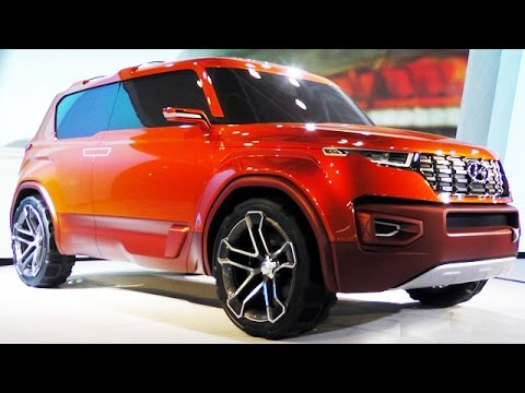 Hyundai HND-14 Carlino Compact SUV WALK-AROUND VIDEO | Auto Expo 2016