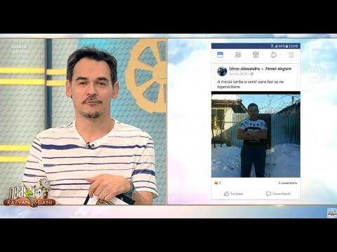 "Mesajul zilei de pe Facebook: ""A trecut iarba a venit vara hai sa ne inperechiem"""