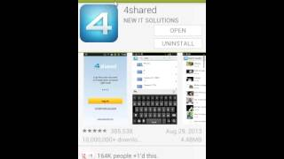 How to Download 4shared free