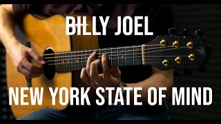Billy Joel - New York State of Mind - Fingerstyle Guitar Cover
