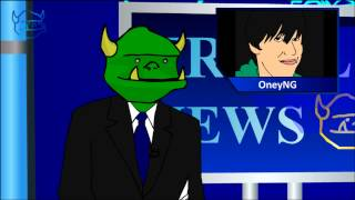 Trolls Breaking News - MeganSpeaks