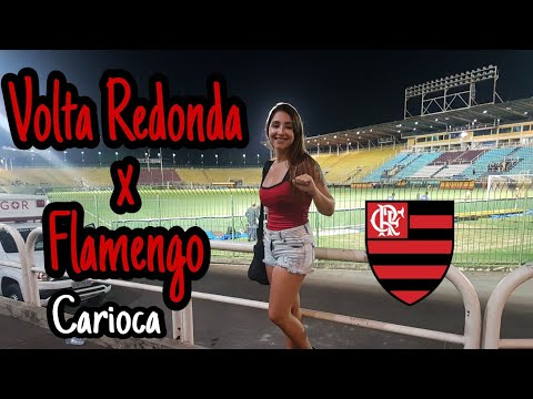 Volta Redonda x Flamengo  (Raulino de Oliveira)