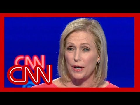 Kirsten Gillibrand was right about Joe Biden