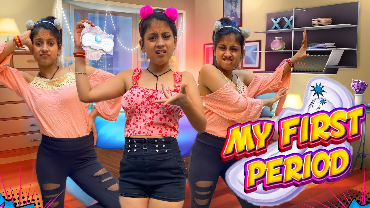 My First Period    we 3    Aditi Sharma