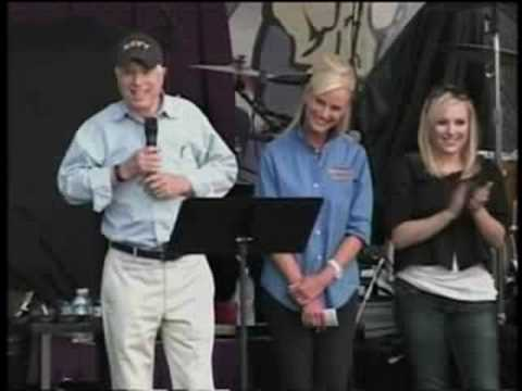 Cindy McCain In A Pageant?
