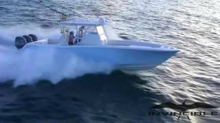 Invincible 36' - Running Offshore