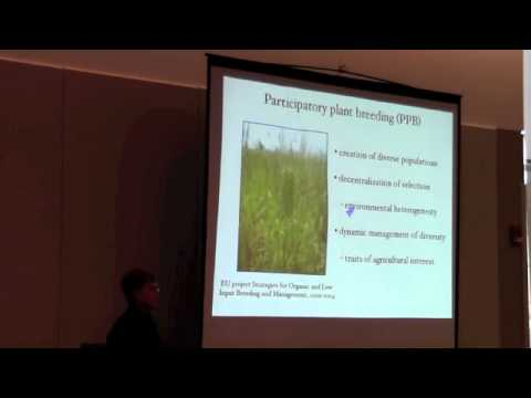 On-Farm Conservation of Genetic Diversity
