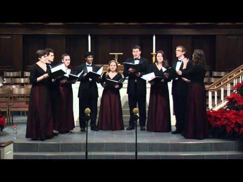 Cantate Domino (Giuseppe Pitoni) - Christopher Wren Singers - Christmas 2011