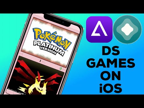 Delta (Alpha): Play GBA And DS Games On IOS (2020) [NO REVOKES]