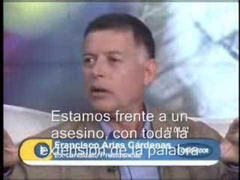 Francisco Arias Cardenas en 2002
