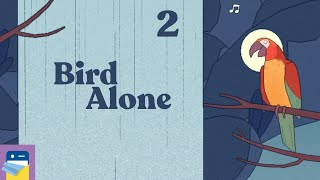 Bird Alone: iOS Gameplay Part 2 (by George Batchelor)