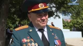 В Тамале почтили память Героя России Романа Китанина