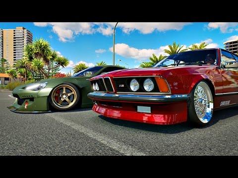 Forza Horizon 3 - Street Car Meet !