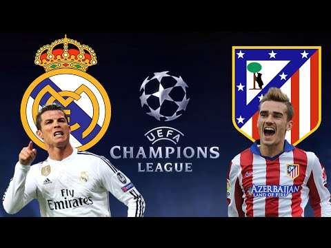REAL MADRID VS ATLETICO MADRID - CHAMPIONS LEAGUE FINAL - PREVISÃO CHAPADA - FIFA 16
