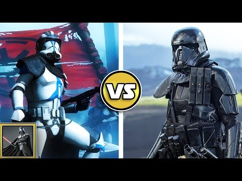 Star Wars Versus: ARC Trooper VS. Death Trooper - Star Wars Basis Versus #41