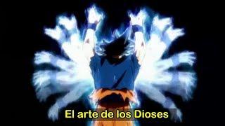 Migatte no Goku'i - 身勝手の極意  (La nueva técnica de Goku)