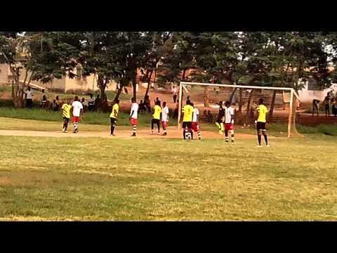 AMG Football Academy Ghana.