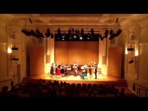 Russian Rag - Elena Kats-Chernin.  Performed by the Strelitzia Ensemble