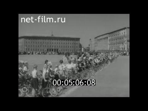 1959г. Калининград.  площадь Победы