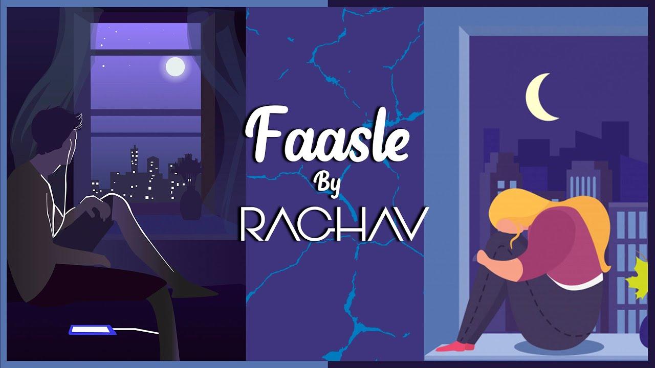 Faasle | Raghav Chaitanya | (Official Lyric Video)