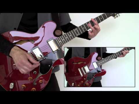 Epiphone ES-335 DOT - GUITAR TONE DEMO