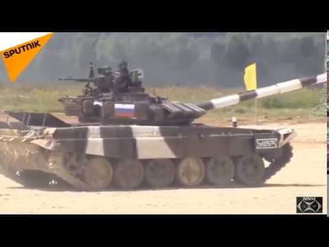 "International Army Games 2017  ""Race 8""  Aug 1, 2017"